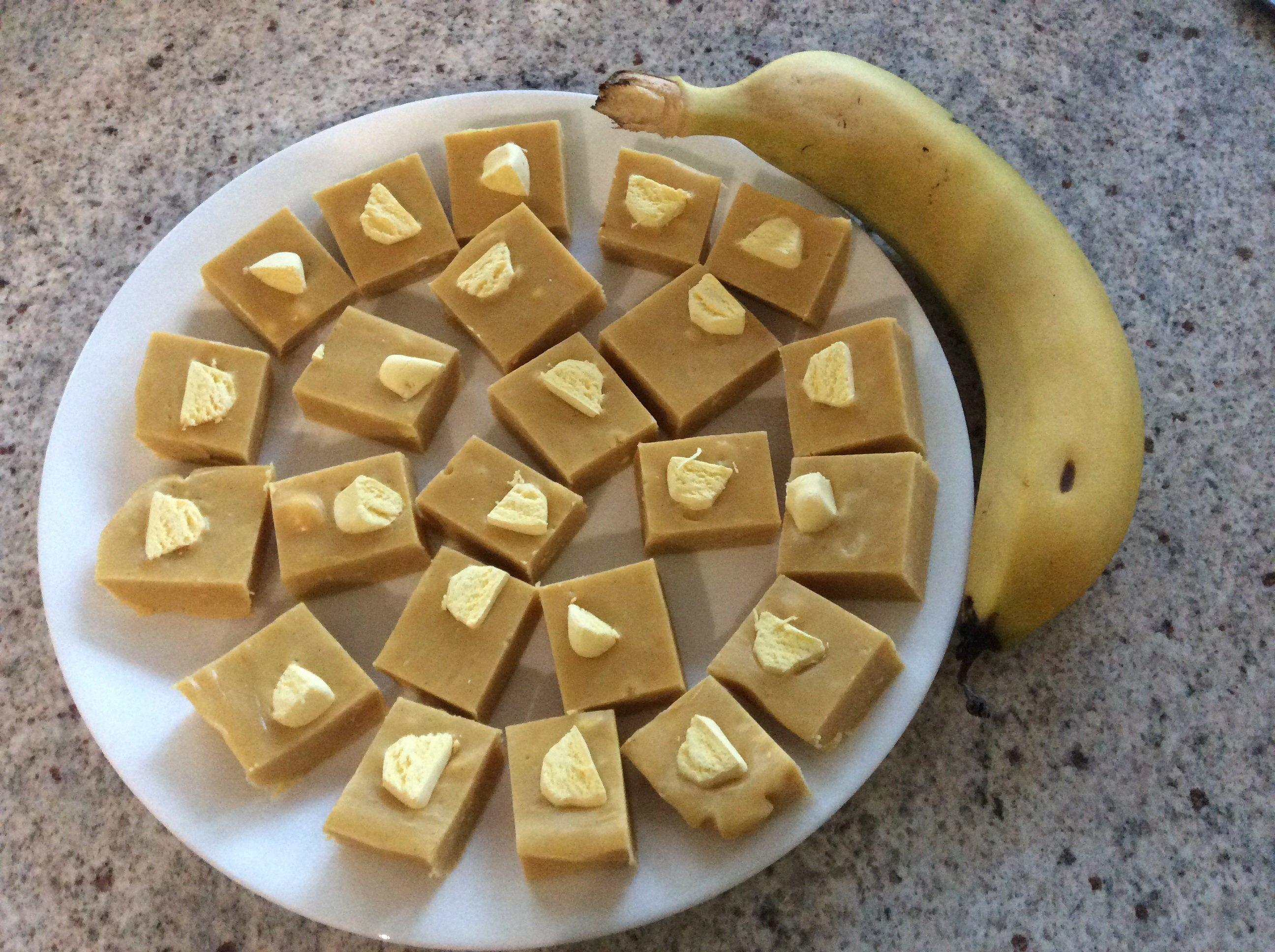 Lolly Banana Fudge